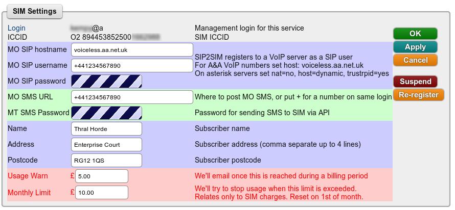 Настройка GSM-SIP шлюза - SeDi